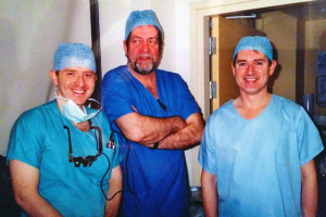Galway University Hospital – Mr. Frank Kinsella
